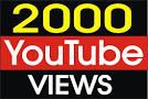 vistas video youtube